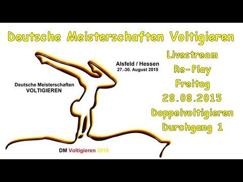 DVM Alsfeld 2015 Freitag Pas de Deux