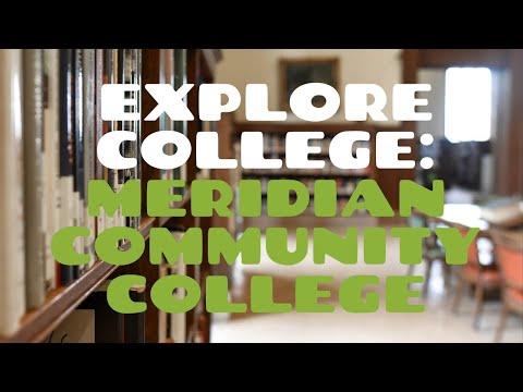 Meridian Community College 3D Video