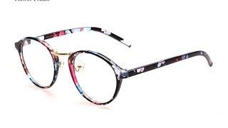 Стильный женский аксессуар ретро стиль очки в круглой оправе. Купить на AliExpress. US $ 3.08