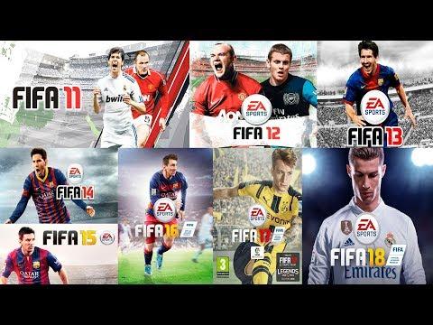 FIFA DEMO FIFA 11 AO FIFA 18 TODAS AS DEMOS HOMENAGEM A ANTIGA GERAÇÃO !