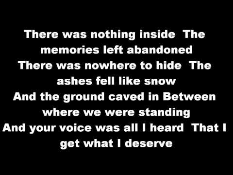 Linkin Park - New Divide [Lyrics]
