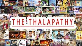 "'THALAPATHY' Vijay Birthday Special – Poster Tribute   ""VIJAY NA MASS""   Little Talks"