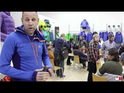 MOUNTAIN EQUIPMENT AD ISPO 2012 - Linea Abbigliamento Thermal - Maglia Tecnica Eclipse Zip Tee