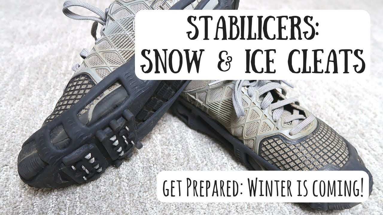 9e52e05cb STABILicers Snow   Ice Cleats