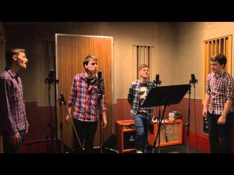Mr Sandman - Proper Sound Barbershop Quartet