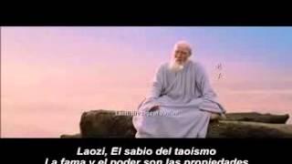 Confucio conversa con Lao Tsé