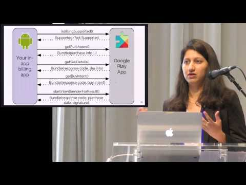 Droidcon NYC 2015 - Monetizing apps on the Play Store: Integrating In-app Billing