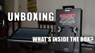 Unboxed E1: Remax S2 Magnet Sports Bluetooth Headset