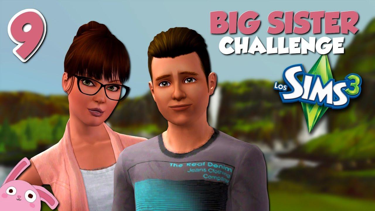 the big sister challenge sims