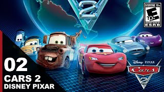 Cars 2: The Video Game - Walkthrough Gameplay - Episode 2 - Chrome Mission: Clearance Level 1