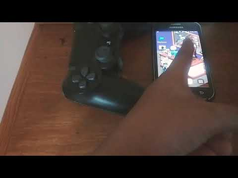 How To Connect Your PS4 Controller To your mobile/Iphone