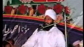 Repeat youtube video KHANQA HAQANIA.....Moulana Habibullah Azaad Haqqani Lahore bAIYAN