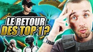 LE RETOUR DES TOP 1 ? 🤫 (PUBG ft. Locklear)