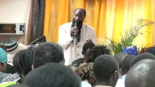 Botswana Conference - September 14, 2014 - by The Prophet Of The LORD