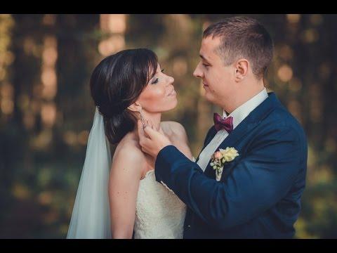 свадебные клипы прически