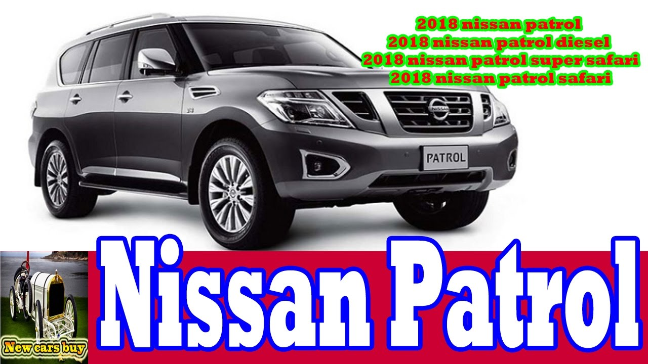 2018 nissan ute. fine ute 2018 nissan patrol2018 patrol diesel super  safarinew cars buy and ute