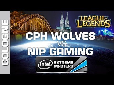 Copenhagen Wolves vs. Ninjas in Pyjamas - Game 1 - Grand Final AT - IEM Cologne - League of Legends