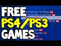 HOW TO GET ANY PS3-PS4 GAME FOR FREE! - GET ANY PSN GAME FOR FREE (WORKS MAY 2017)