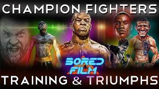 Most Inspiring Training & Motivational Fighters