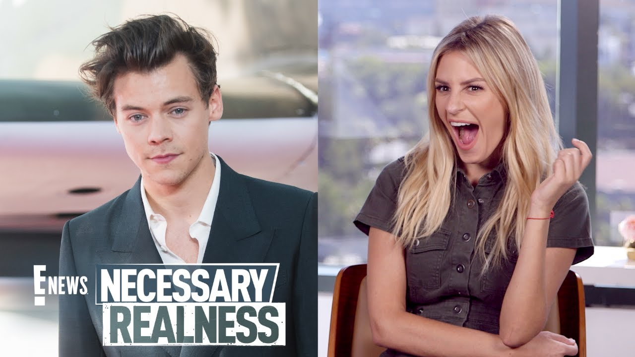 Necessary Realness: Hot for Harry Styles