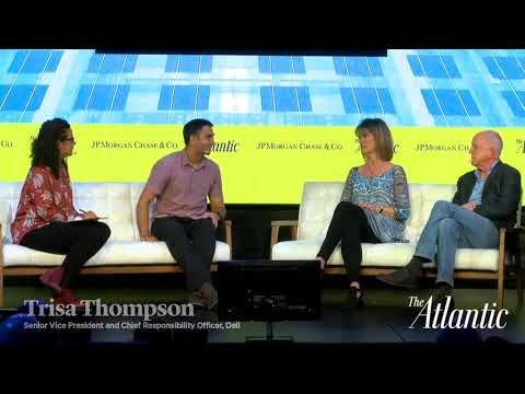 Consumer Values and the Bottom Line / Business of Green: An Atlantic Forum