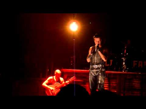 Rammstein Fruhling In Paris Live Madison Square Garden Nyc 12 11 2010 Youtube
