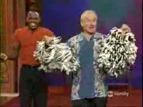 Whose Line Is It Anyway part III [With Robin Williams]