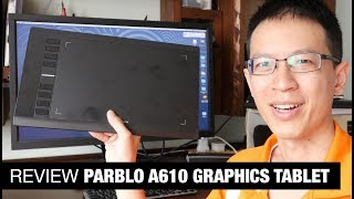 Review: Parblo A610 Graphics Tablet