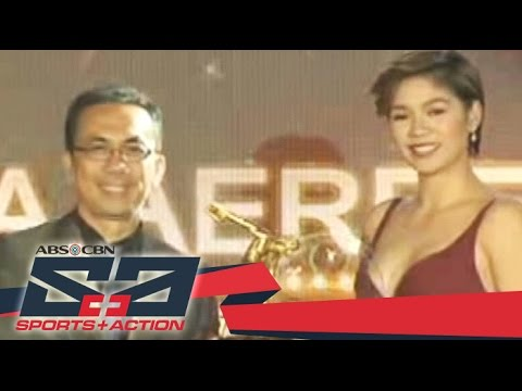 The Score: 2016 PSA Ms. Volleyball Awardee