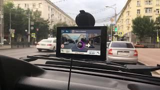 видео Автомобильный GPS навигатор Навигатор Garmin Drive 50 RUS LMT, GPS (010-01532-45) ¦ Нави-С