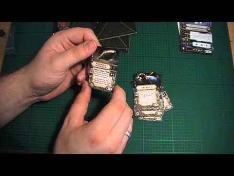 11th Legion Presents: X-Wing Miniatures Game Unboxing: Slave 1 plus bonus content