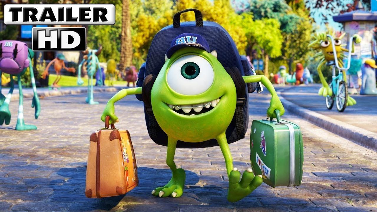 Monster Uni Trailer
