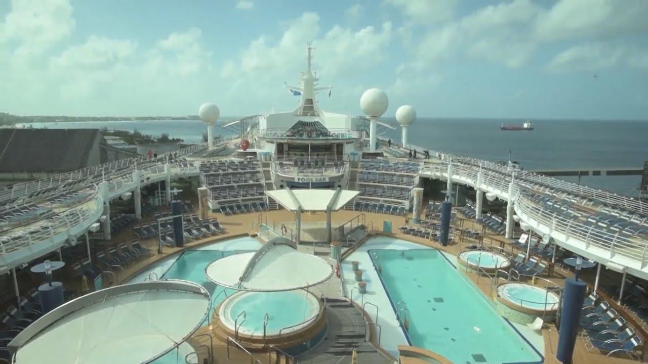 ロイヤル・カリビアン~ADVENTURE of the SEASの紹介