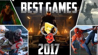 Best Games Coming In 2017 & 2018  Epic Montage