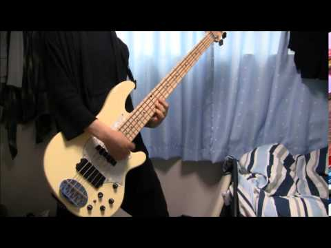 ~X JAPAN 紅 Kurenai Bass cover 摩天楼オペラver ~