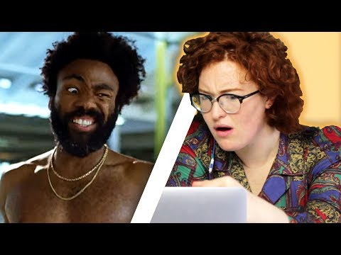 Irish People Watch Childish Gambino - This Is America