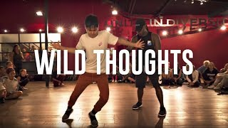 WILD THOUGHTS | DJ Khaled & RIHANNA | choreography by @Willdabeast__ & @_nat_bat - #TMillyTV
