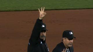 Mets turn triple play