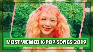 [TOP 100] MOST VIEWED K-POP SONGS OF 2019 | OCTOBER (WEEK 2)