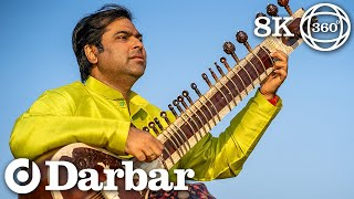Raag Shankara - 'Favourite of Shiva' | Purbayan Chatterjee | Darbar VR360