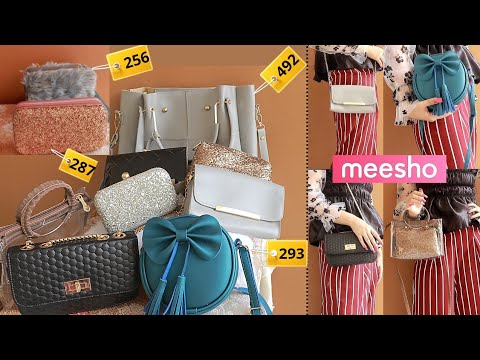 Hand bags haul 2021 | clutch , sling bags , purse all under 500
