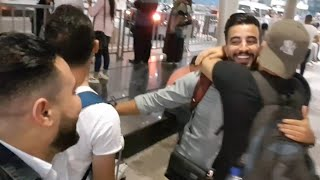لحقنا الطيارة على اخر ٥ دقائق  / محمد علاء ماندو