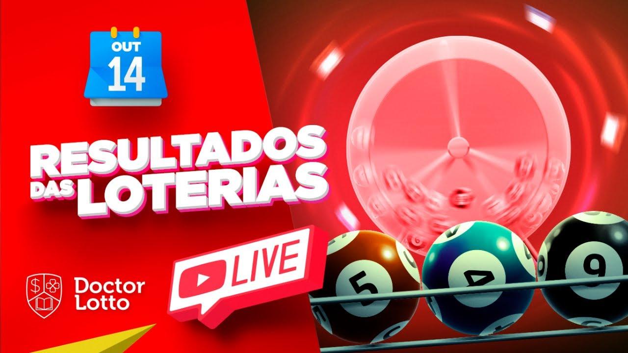 Resultados Lotofácil 2347 | Dupla Sena 2285 | Quina 5681 e outras (Loterias Caixa ao vivo) | 14/10