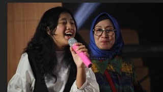 Calista Amadea - Butterfly (Live Performance UPN Jakarta)