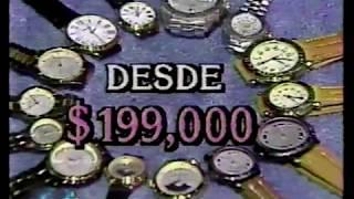 Comerciales 80s - Centro Artesanal Buenavista
