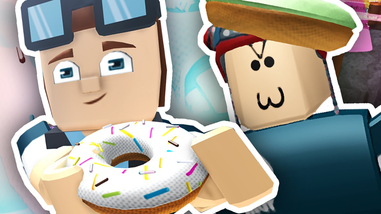 Donut Factory Tycoon Roblox Youtube