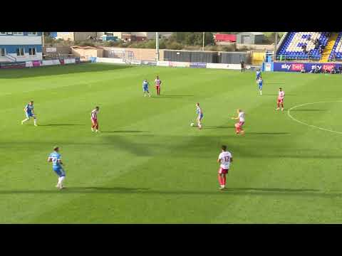 Barrow Stevenage Goals And Highlights