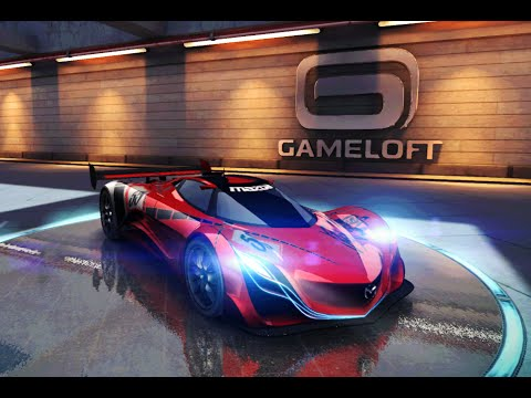 asphalt 8 mercedes benz biome concept cup funnydog tv. Black Bedroom Furniture Sets. Home Design Ideas