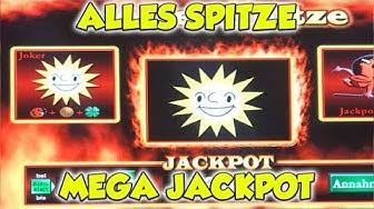 Alles Spitze MEGA JACKPOT - Merkur Magie Spielhalle HD