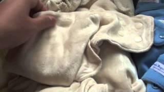 Cloth Diaper Stash - Newborn